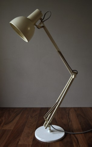 Large white anglepoise lamp vintro - Large anglepoise lamp ...