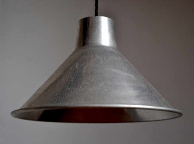 Aluminium factory lamp shades vintro out of stock aloadofball Images